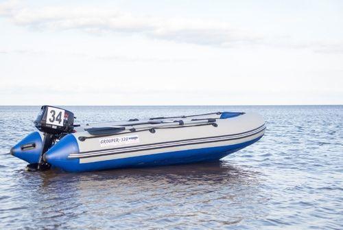 лодка grouper купить в спб