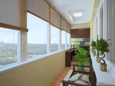Обшивка и утепление балкона: продажа, цена в астане. устройс.