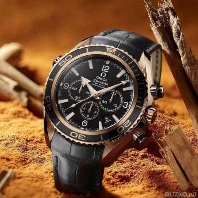 Часы omega seamaster professional chronometer
