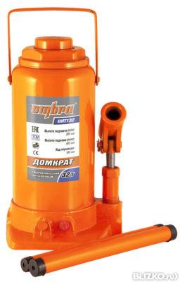 Домкрат гидравлический бутылочный Stayer Profi 43160 - фото 8