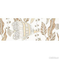 4cd4e00b94b1 Уралкерамика (Uralceramica) Декор настенный Arno DWU06ARO004 150x400 коричн
