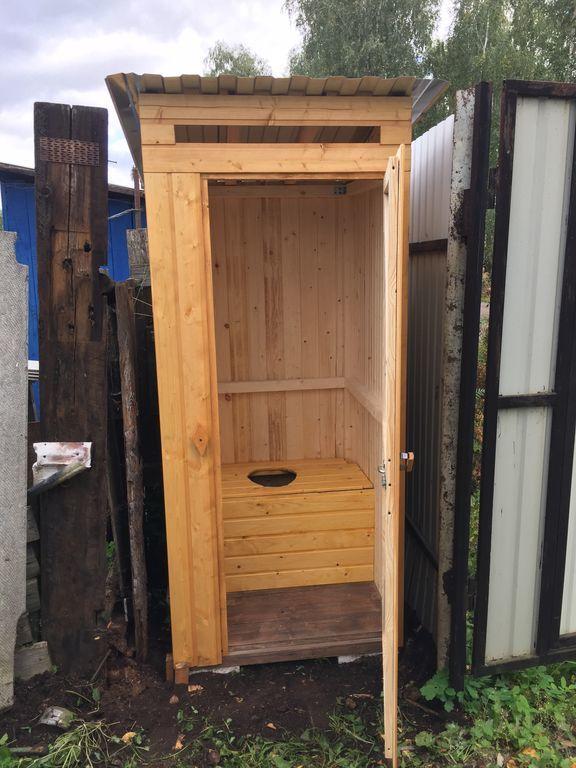 Эротика уличный деревянный туалет, у баб кайф порно