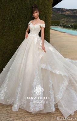 9a0e89eb6e623c Свадебное платье Naviblue JANICIA 17331 в Омске. Цена товара 49 900 ...