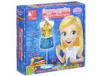 ГРАТ ВВ1524 Студия дизайна - Шьем для любимой куклы / набор для творчества,
