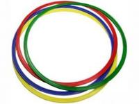 ТП Обруч плоский / д=600мм, цв.в ассорт, ИО6042, пластизоль