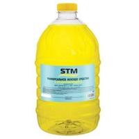 Жидкое мыло с ароматом лимона (5л) «STM» (5 л)